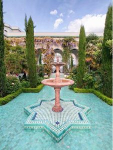 How To Light Up a Garden Fountain Landscaper Dallas